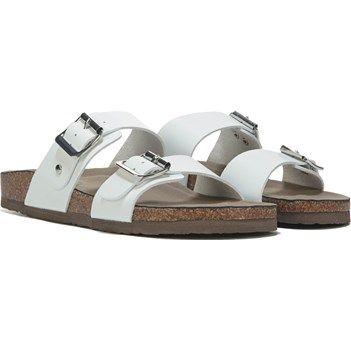 36db2442baa1 Madden Girl Women s Brando Footbed Sandal at Famous Footwear
