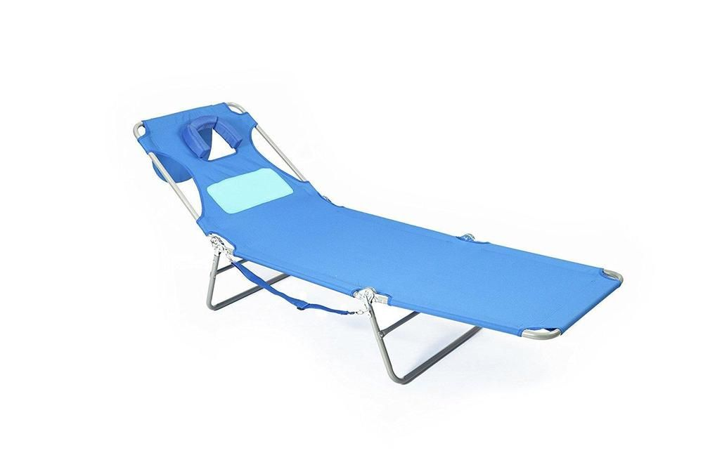 Ladies Lounge Chair Tanning Beach Pool Chair Comfort Lounge Home