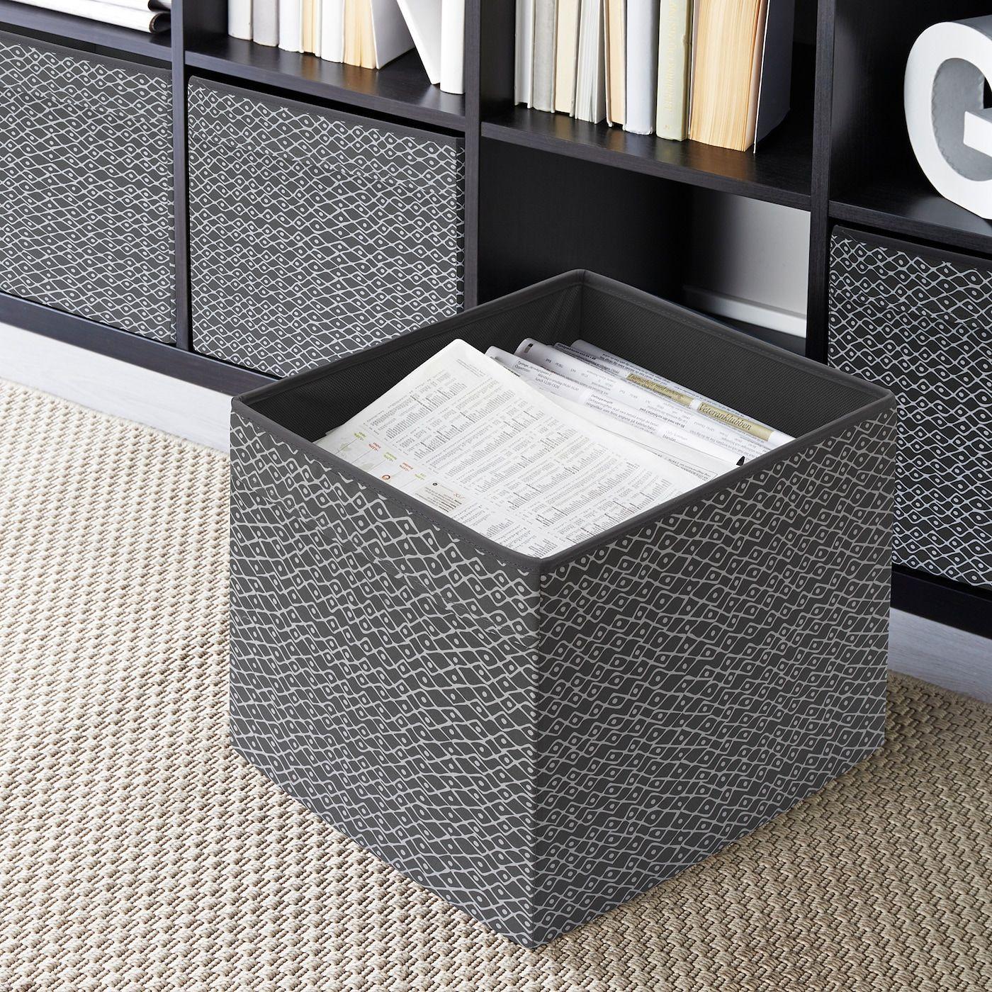 Ikea white square coffee table in 2020 white storage
