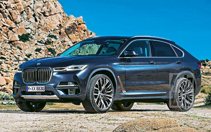 Bmw X8 2021 Release Date Features Interior Rumors Price Uscarsconcept Com In 2020 Bmw X7 Bmw Classic Cars Bmw