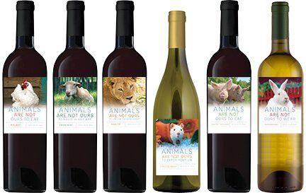 Two Buck Chuck Reds And Other Vegan Wine April 2019 Peta Vegan Wine Wine Brands Organic Wine