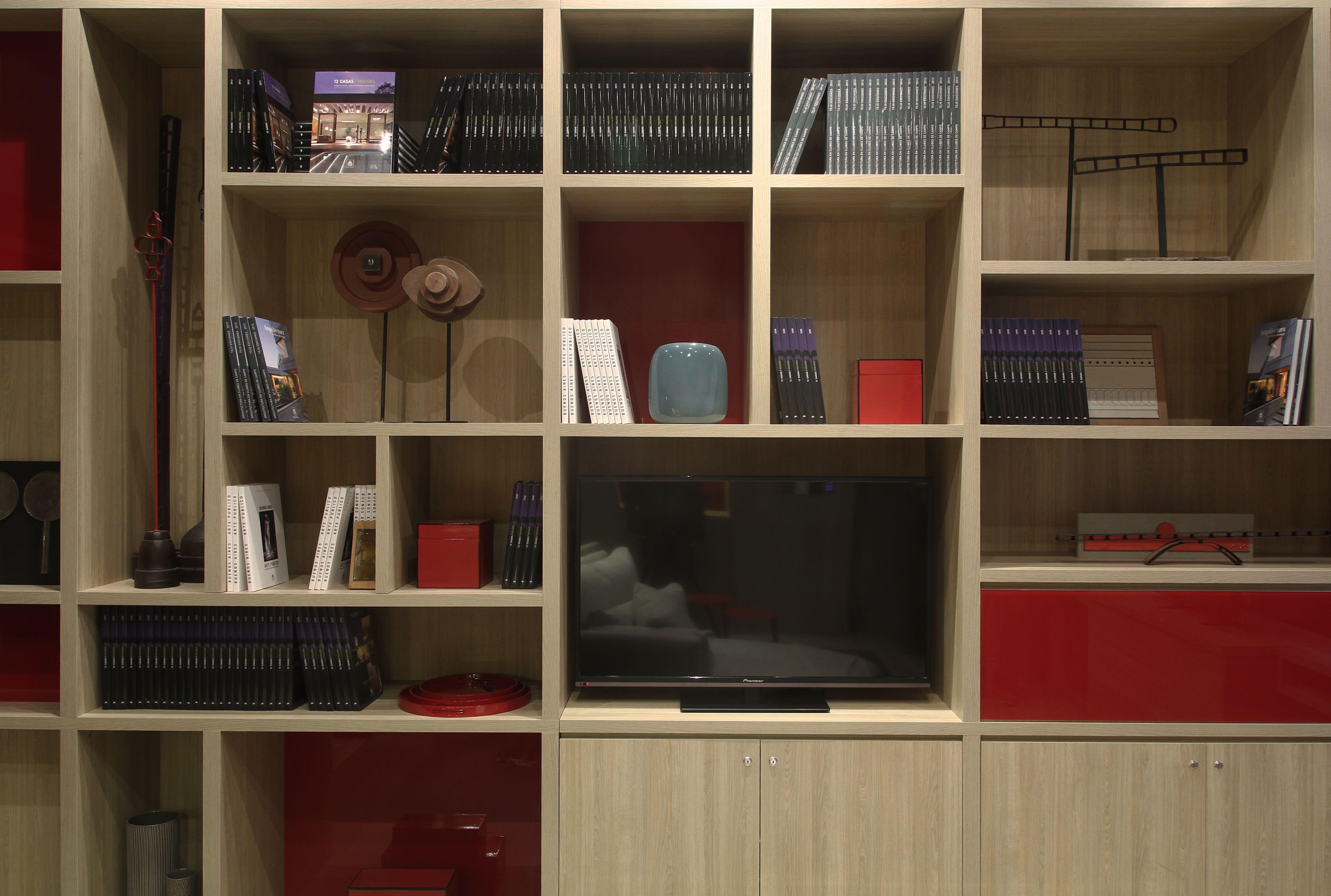 Sala De Lectura Arq Angelica Campi Casa Foa 30 Casas  # Muebles Casa Foa