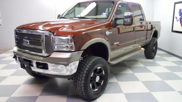 2008 ford f250 king ranch colors