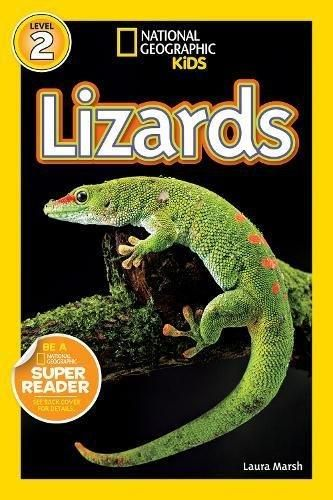 Lizards (National Geographic Readers)
