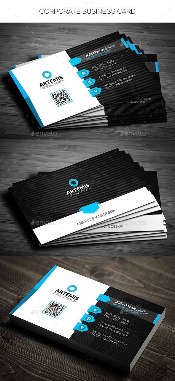 Corporate Business Card Template Design Buy Now Http - Buy business card template