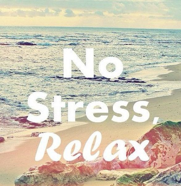 How to be stress free tips on my blog! #relax, #stressfree #happy