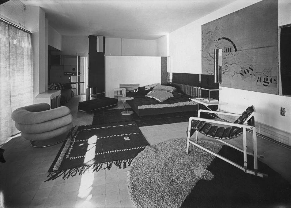 Villa E.1027 - Eileen Gray 1929