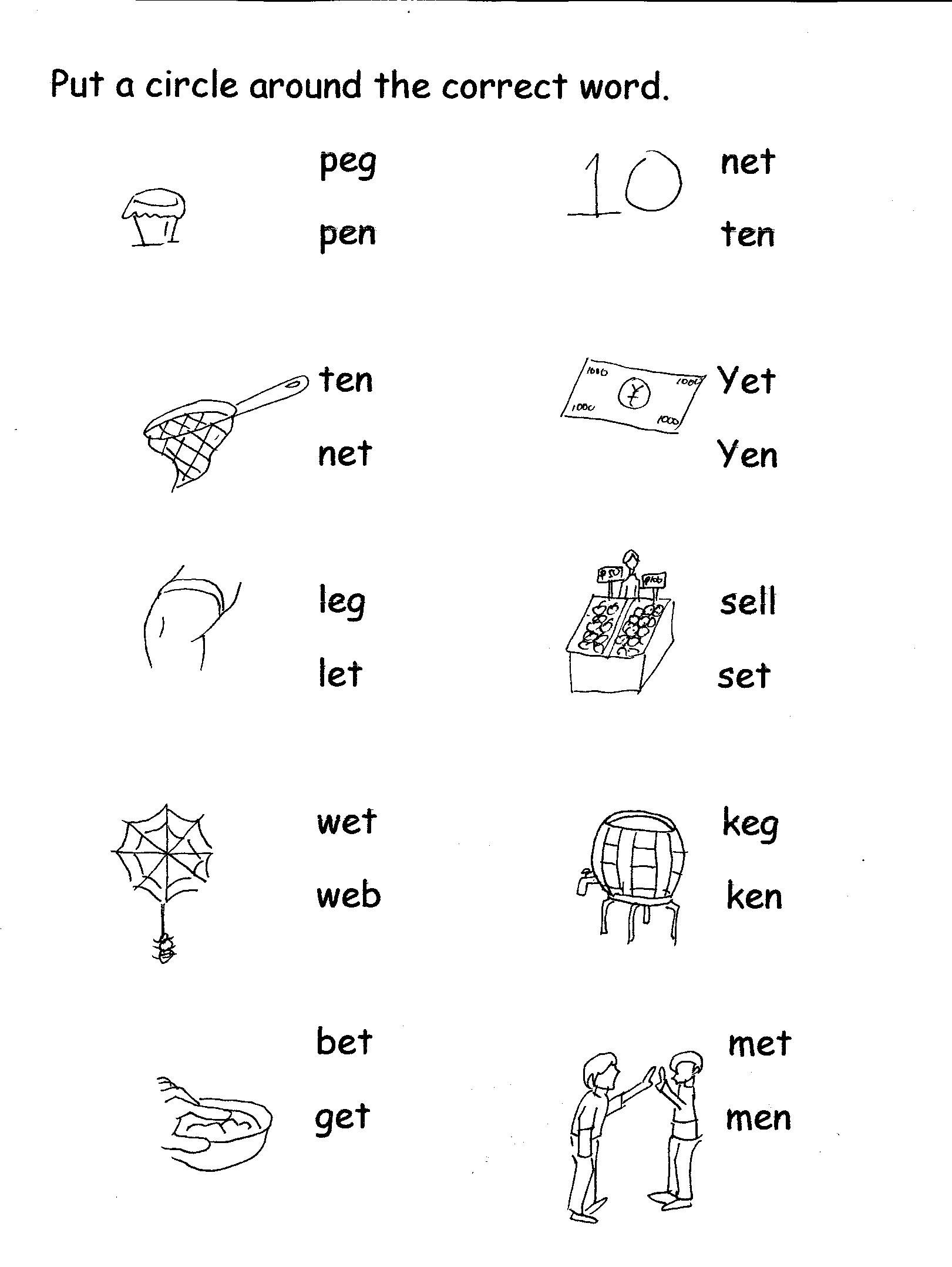 How to Teach CVC Words to Young Kids Cvc words