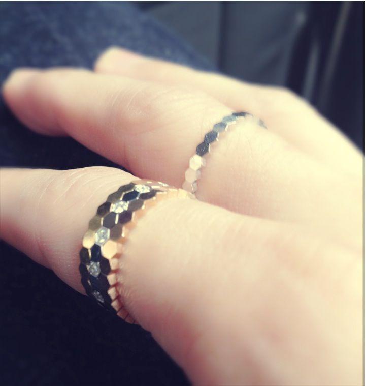 CHAUMET Bee My Love rings | Love ring, Chaumet, Rings