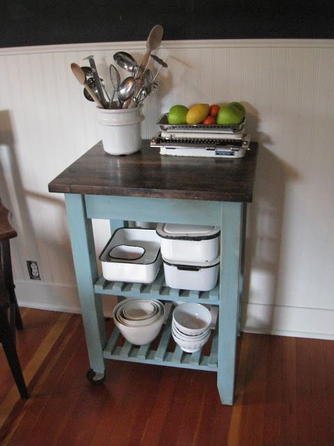 a french touch sold kitchen cart the lady stated she found the rh pinterest com