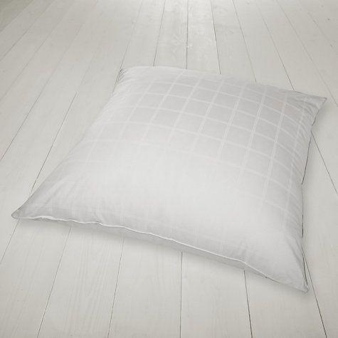 Microfibre Square Pillow, MediumFirm