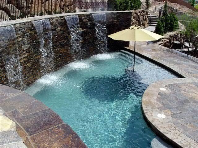 Las Vegas Residential Pools And Spas Photo Gallery Las Vegas Residential Pool Swimming Pool Plan Swimming Pool Designs