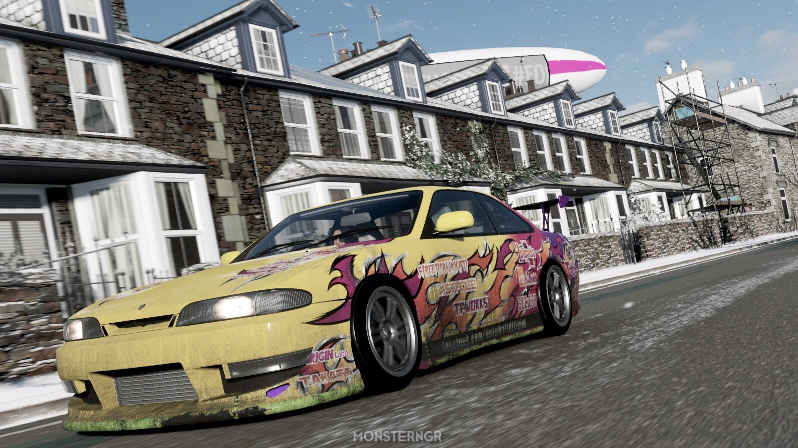 forzahorizon drift drifting cars 3d 3dmodel games