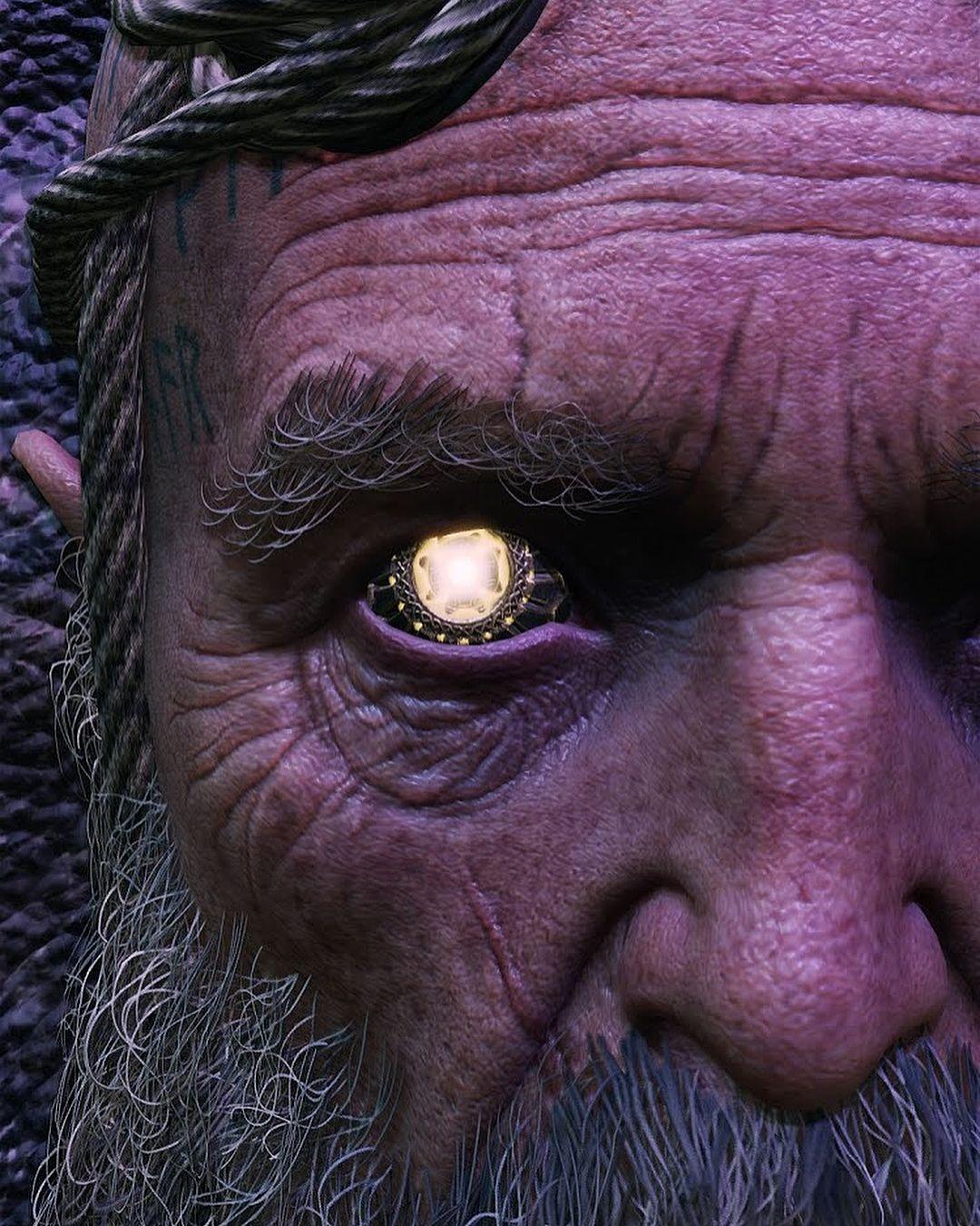 Mimir God Of War : mimir, Details, Mimir's, #mimir, #PS4share, #PSBlog, #GoW4, #GodofWar, #GodofWar4, #Atreus, #Kratos, #Norse, #NorseMythology, #G…, Kratos