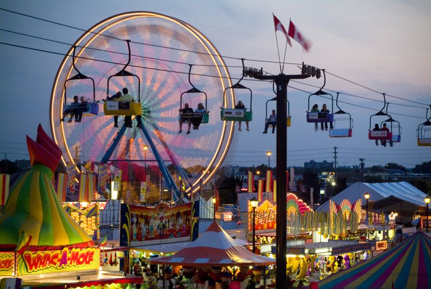 Western Fair Events London Ontario