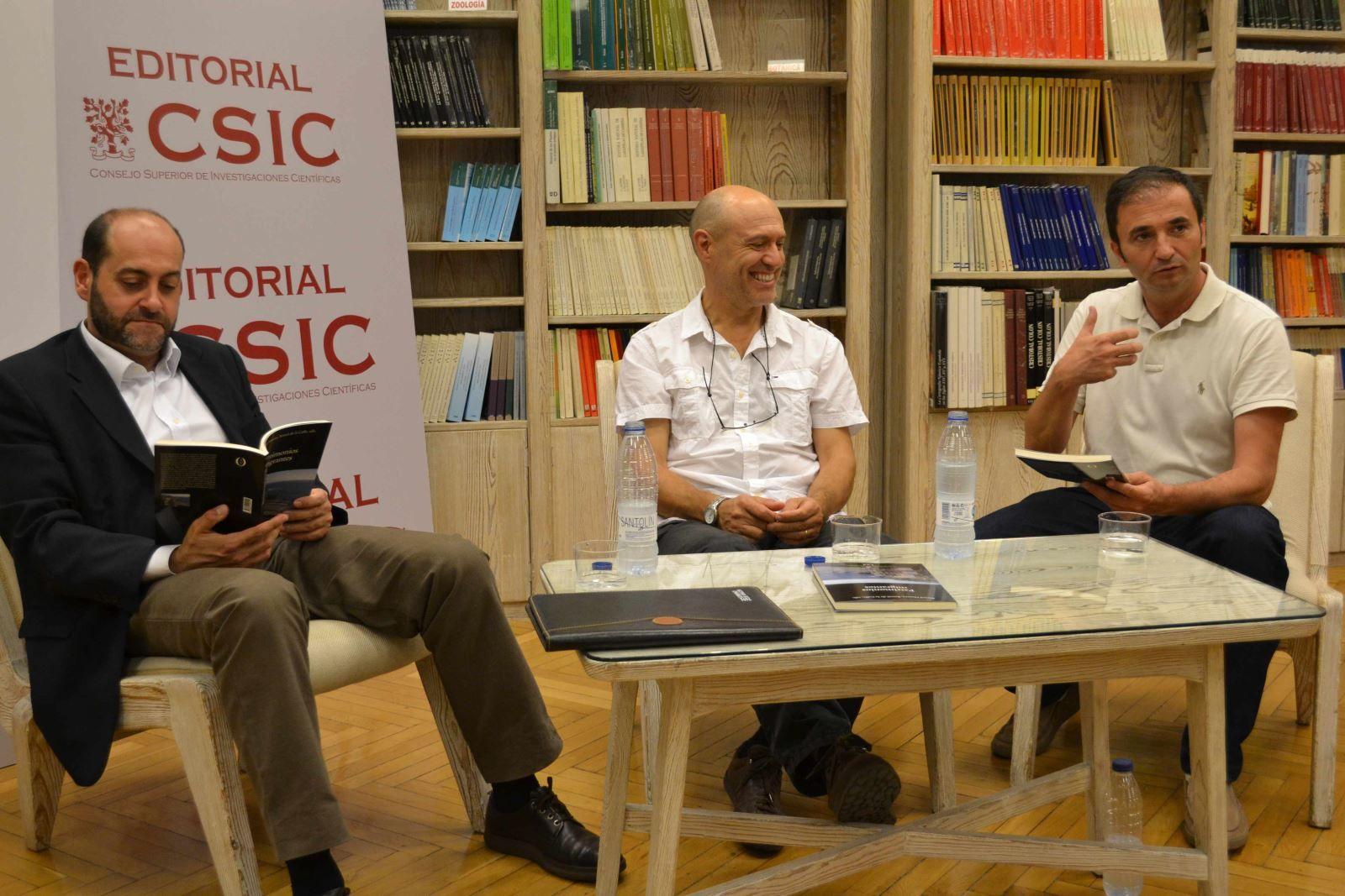 """Entrevista a Ricard Huerta, autor de """"Patrimonios migrantes"""", publicado por el CSIC."""