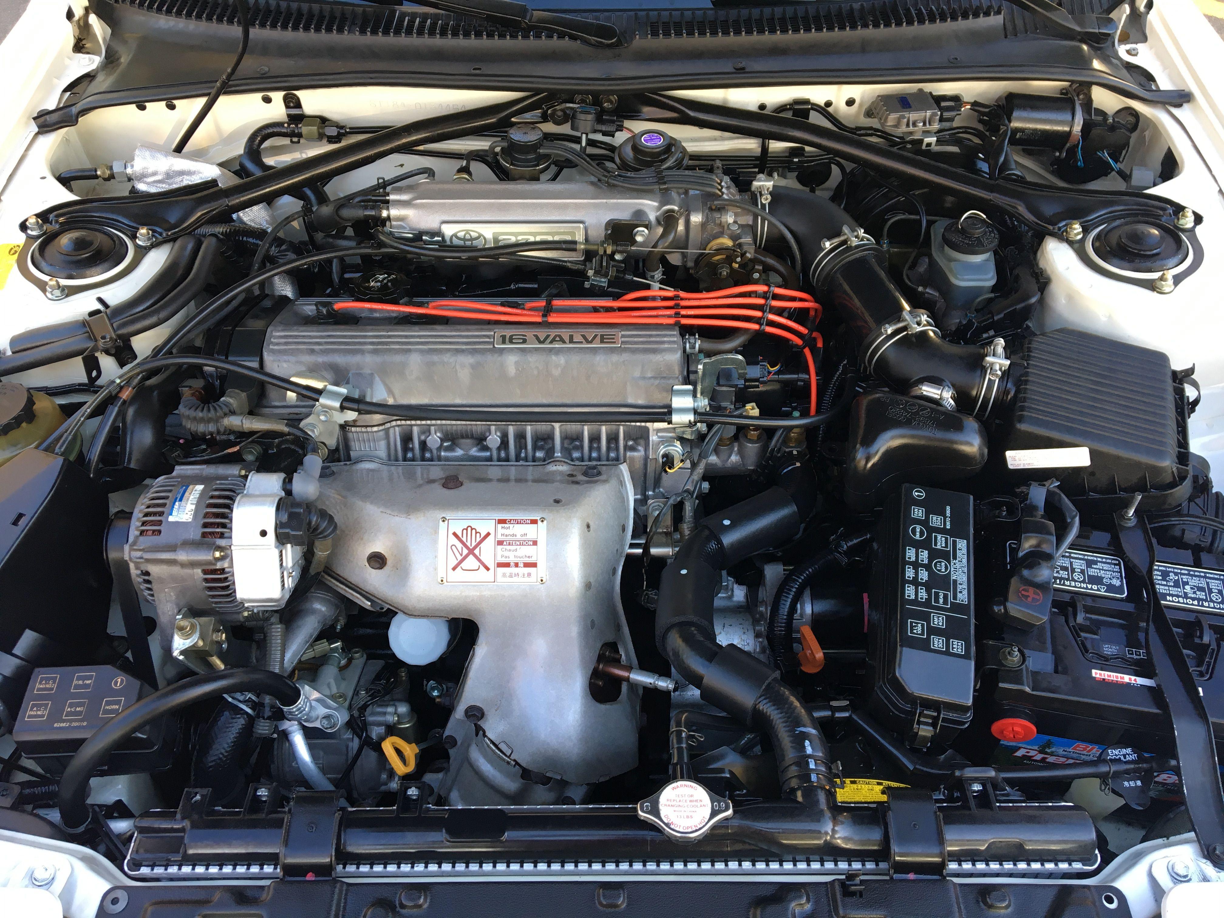 Engine 1993 toyota