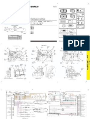 Diagrama International Vt365 Vehicles Systems Engineering Free 30 Day Trial Scribd In 2020 Electrical Circuit Diagram Systems Engineering Diagram