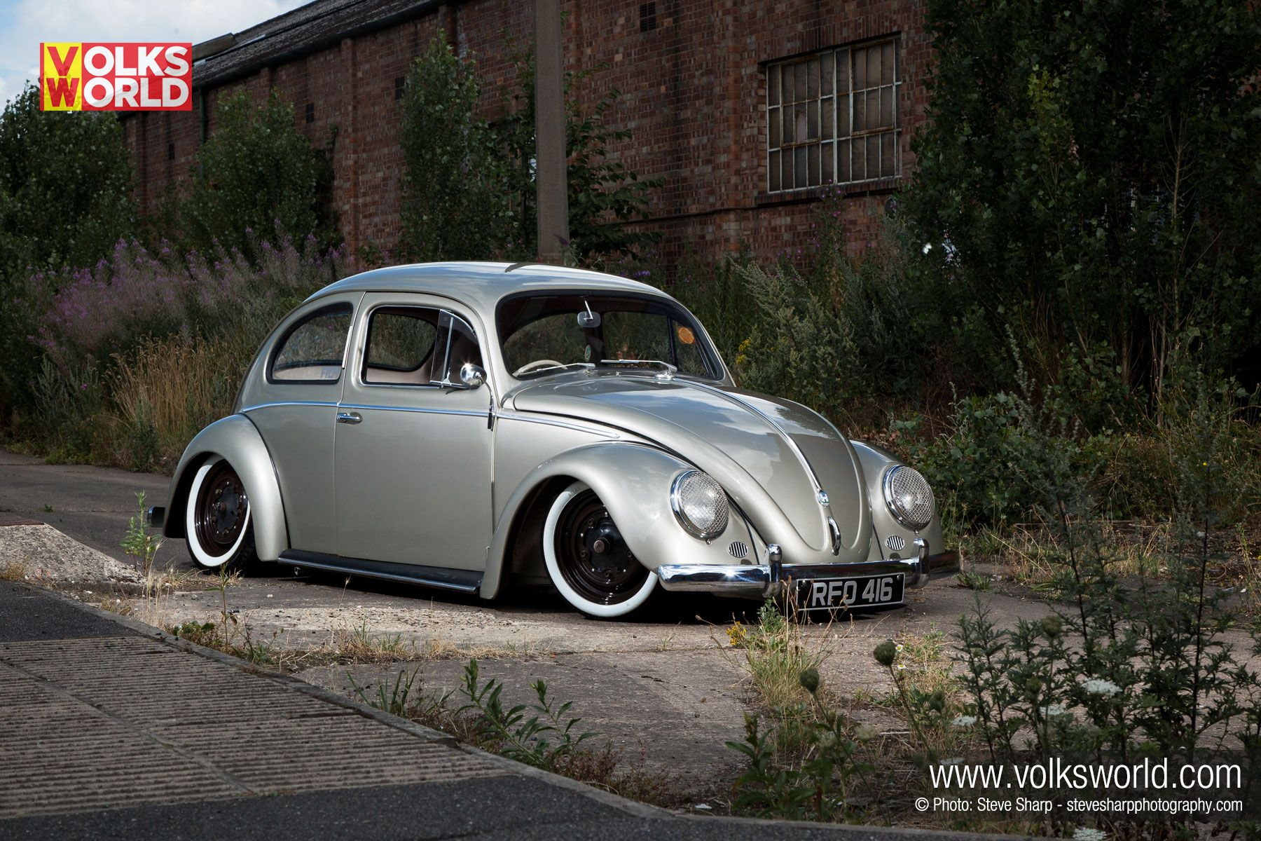 1959 Volkswagen Beetle Wallpaper This Weeks Desktop Wallpaper Comes