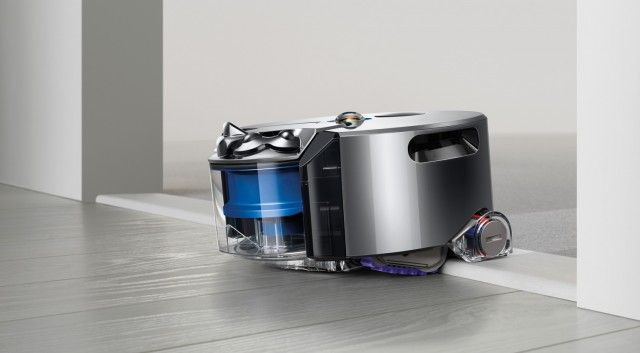 Dyson 360 Eye Dyson S Truly Intelligent Robotic Vacuum Cleaner Is Finally Here Aspirateur Robot Aspirateur Robot