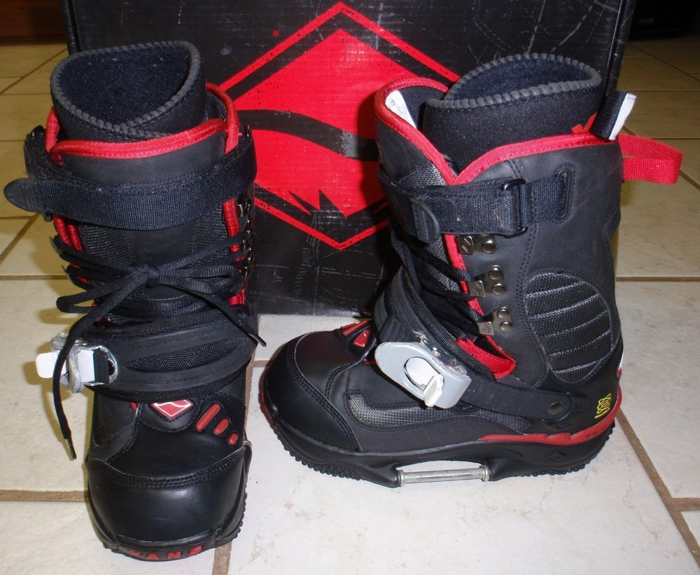 63f188b3a929 Vans RENTAL Men s Size 7 Step-In Snowboarding Boots N-Type - NEW -  4149176070  Vans