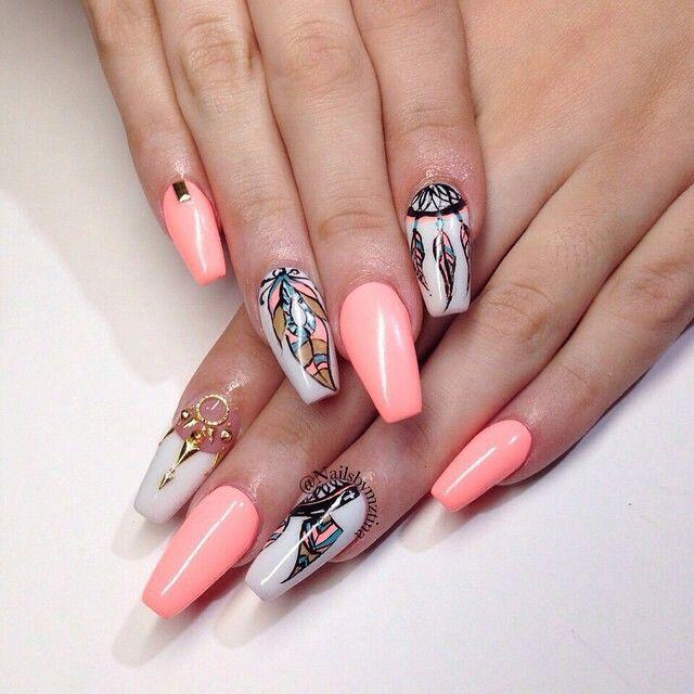 Nails By: Mz Tina   Fancy nails, Swag nails, Bling nails
