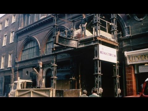 BFI Releases Victoria Line Construction Films - If you've ever wondered how the Victoria Line got built, the BFI is releasing a new volume in its British Transport Films Collection all about the 1960s project.