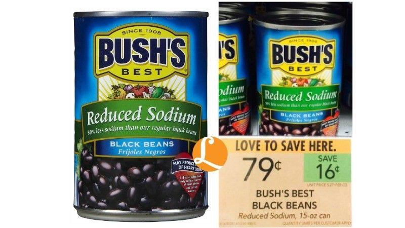 Bush S Beans Coupon 0 29 At Publix Beans Food Ben Jerrys