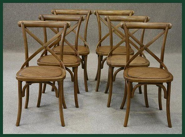 Bentwood Kitchen Dining Chair Just One Model Of The Crossbacked Chairs We Have For