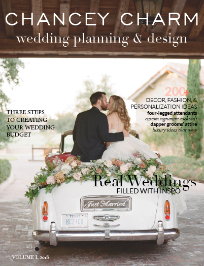 Chancey Charm, Free Wedding Planning Magazine, Wedding Planning and ...