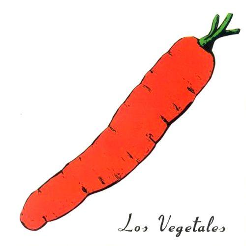 2006 Los Vegetales - Canciones Desde La Tumba (1985-1990) [Subterfuge 21576CD] #albumcover
