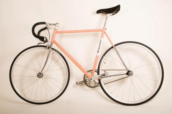 17378a74e03 Acne Studios x Bianchi Bicycle | misc | Pink bike, Bicycle, Bicycle race