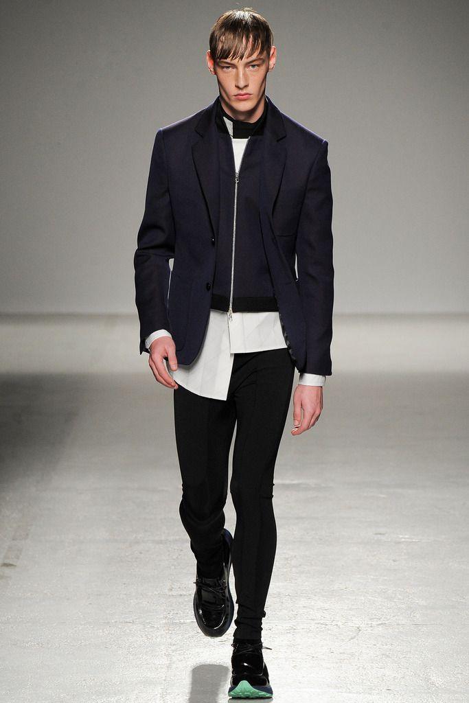 John Galliano | Fall 2014 Menswear Collection | Style.com_shirts item