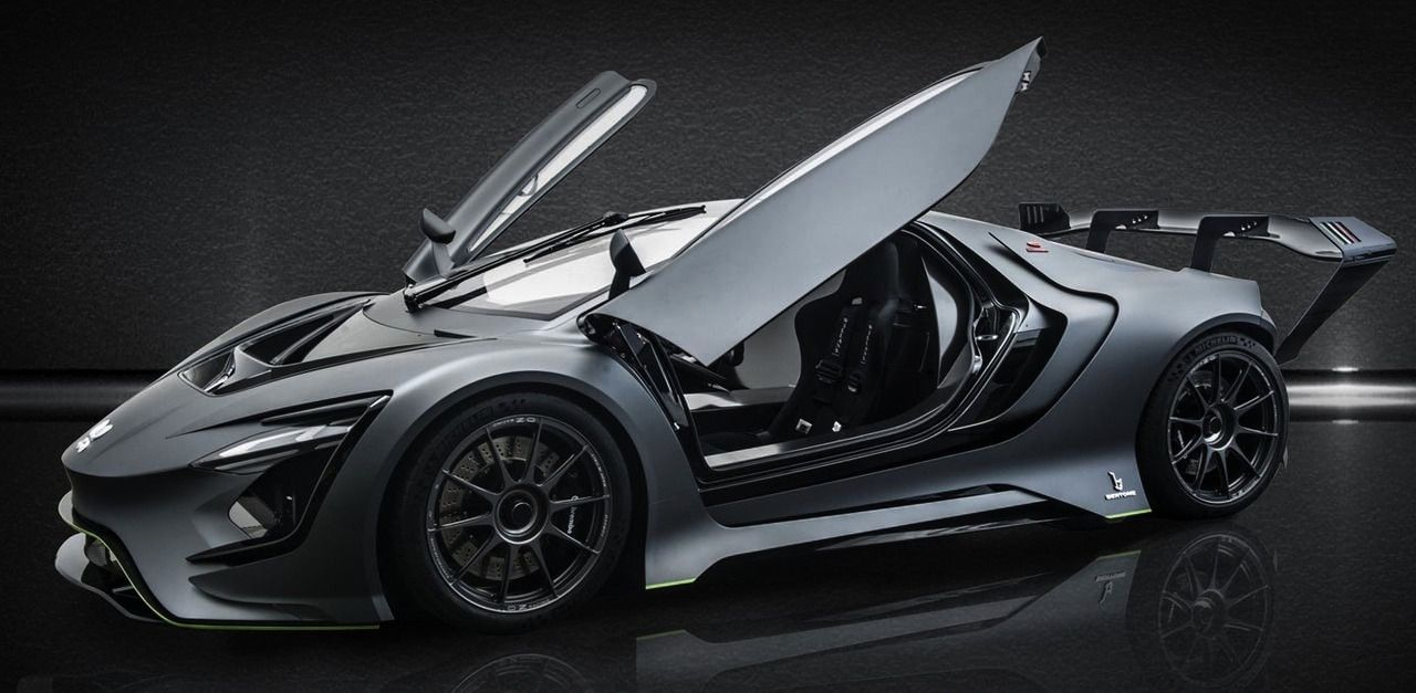 Prototype Supercars Supercar Dianche Electric Flymove Bertone Pair 2020 Cube From Cars One New Bssbertone Dianche Bss Gt One Ferrari F12 Tdf Ferrari F430 Super Cars