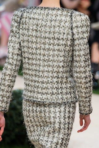 Chanel Spring 2019 Couture Fashion Show