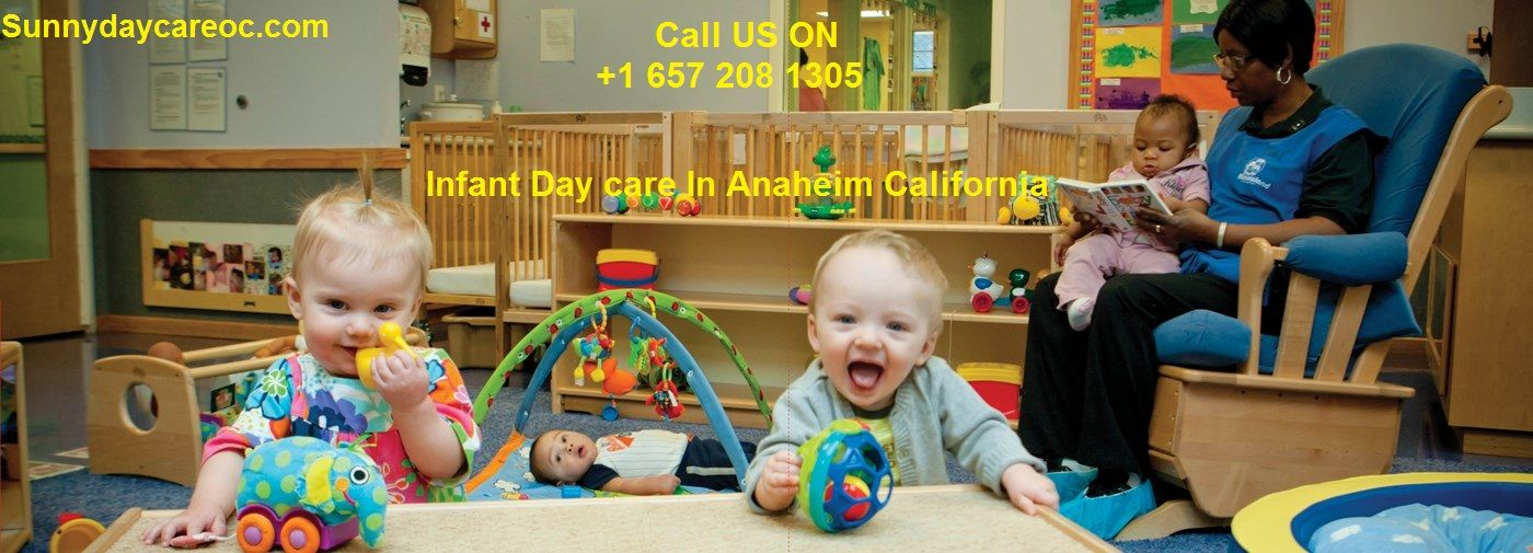 Sunny Day Care OC provides the best Infant day care services