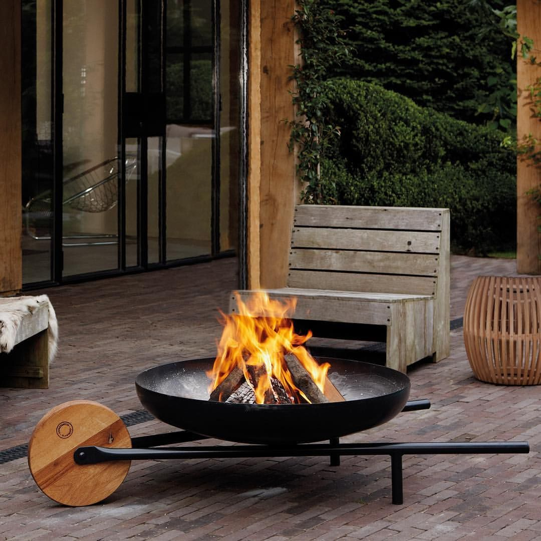 Your Barbeques And Cool Evening Gatherings Will Be A Flaming