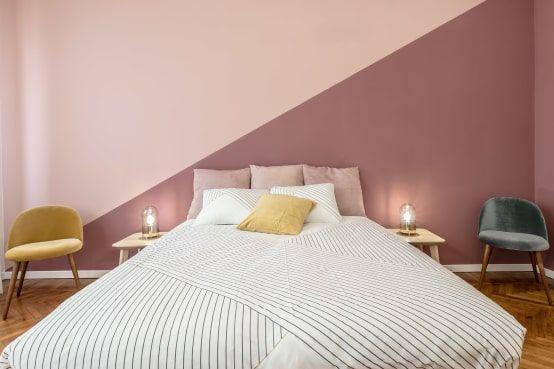I Colori Migliori Per Dipingere Le Pareti Nel 2019 Homify Furniture Design Living Room Bedroom Interior Master Bedroom Colors