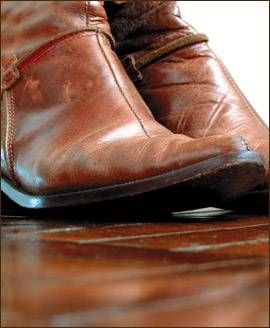 How To Remove Oil Stains On Leather Boots
