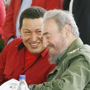 Fidel Y Chavez Hugo Chávez Celebridades Famosos