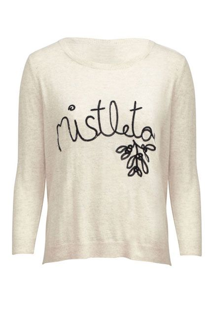Ladies Christmas Novelty Gin Jumper Sparkly Sequin Thin Xmas Top Womens Sweater