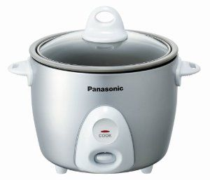 Panasonic SR-G06FG Automatic 3.3 Cup (Uncooked) Rice Cooker (Silver) -   - http://homesegment.com/home-kitchen/panasonic-srg06fg-automatic-33-cup-uncooked-rice-cooker-silver-com/