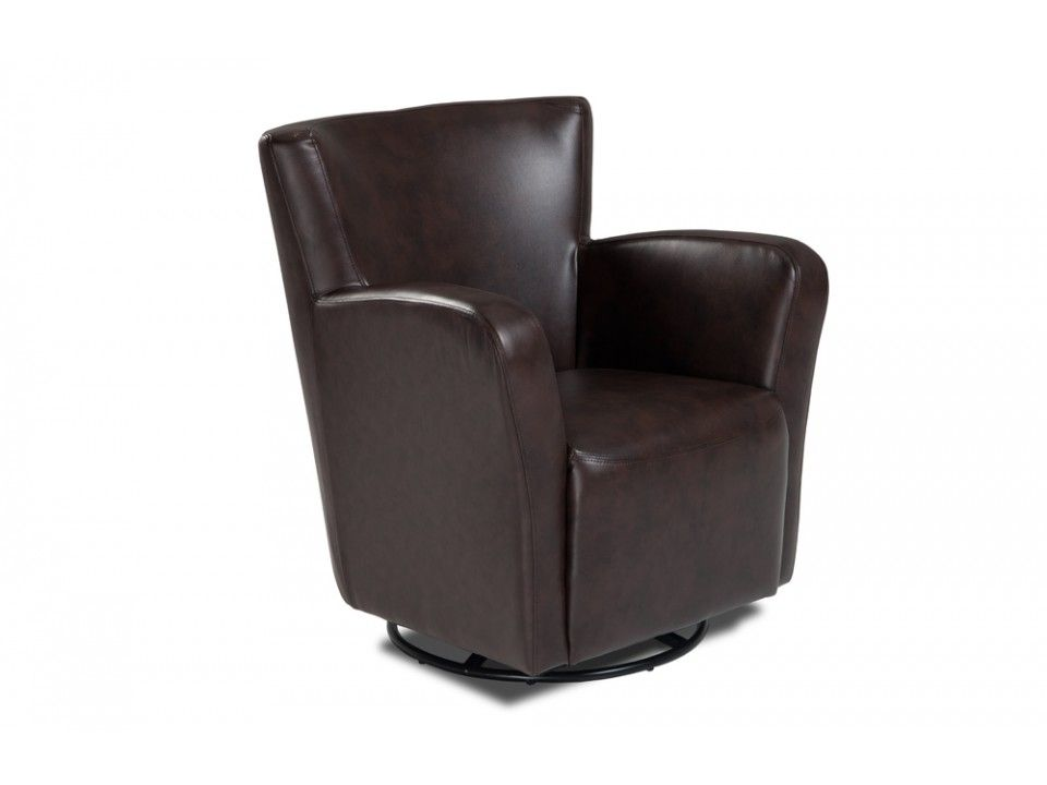 Sophie Swivel Chair Accent Chairs Living Room Bob S - Swivel Chairs Bobs Furniture