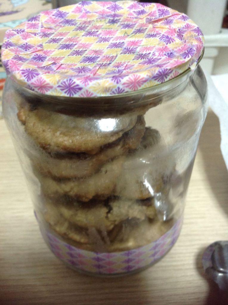 28o Dia da Oficina Virtual de Férias de Verão -Biscoitinhos no potinho