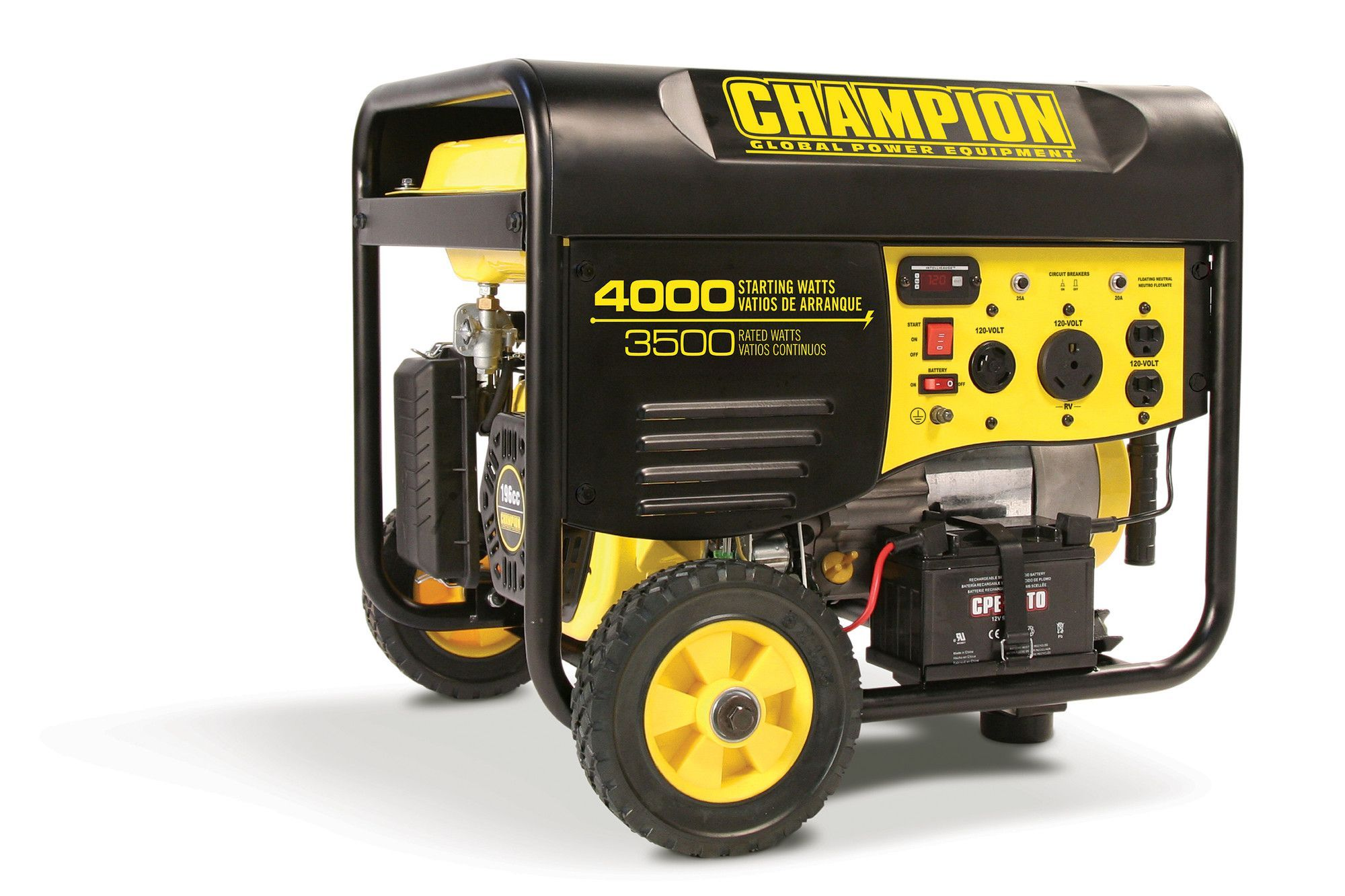 Champion Power Equipment portable generator