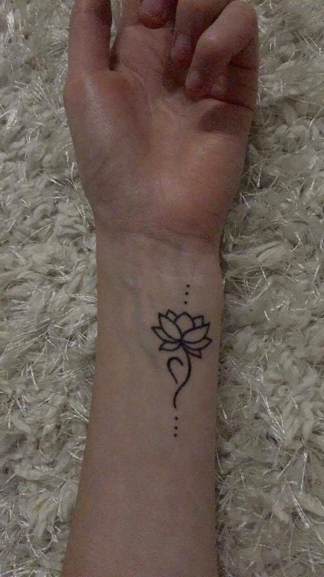Eating Disorder Recovery Tattoo Tattoos Pinterest Recovery