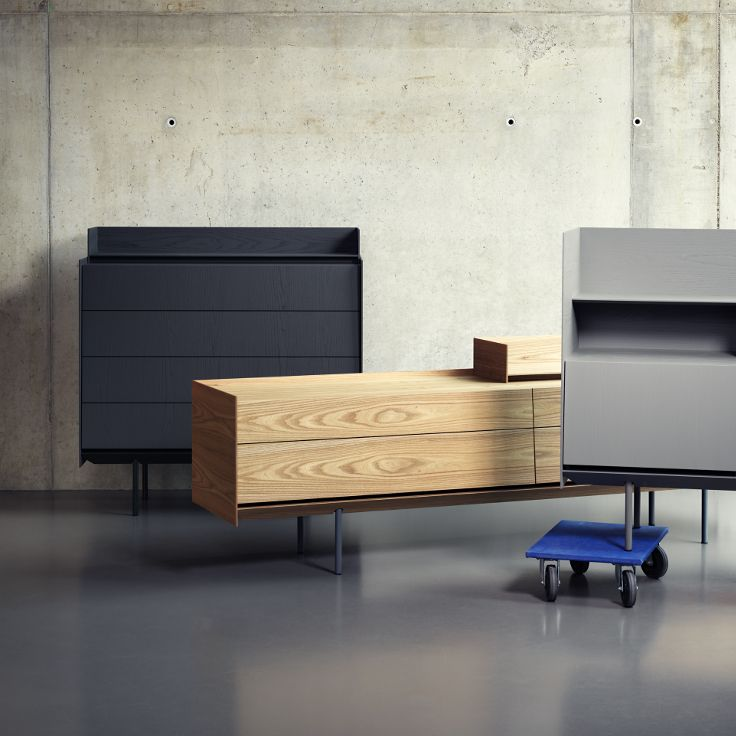The Sideboard and its offsprings Boewer - Impressions 2012