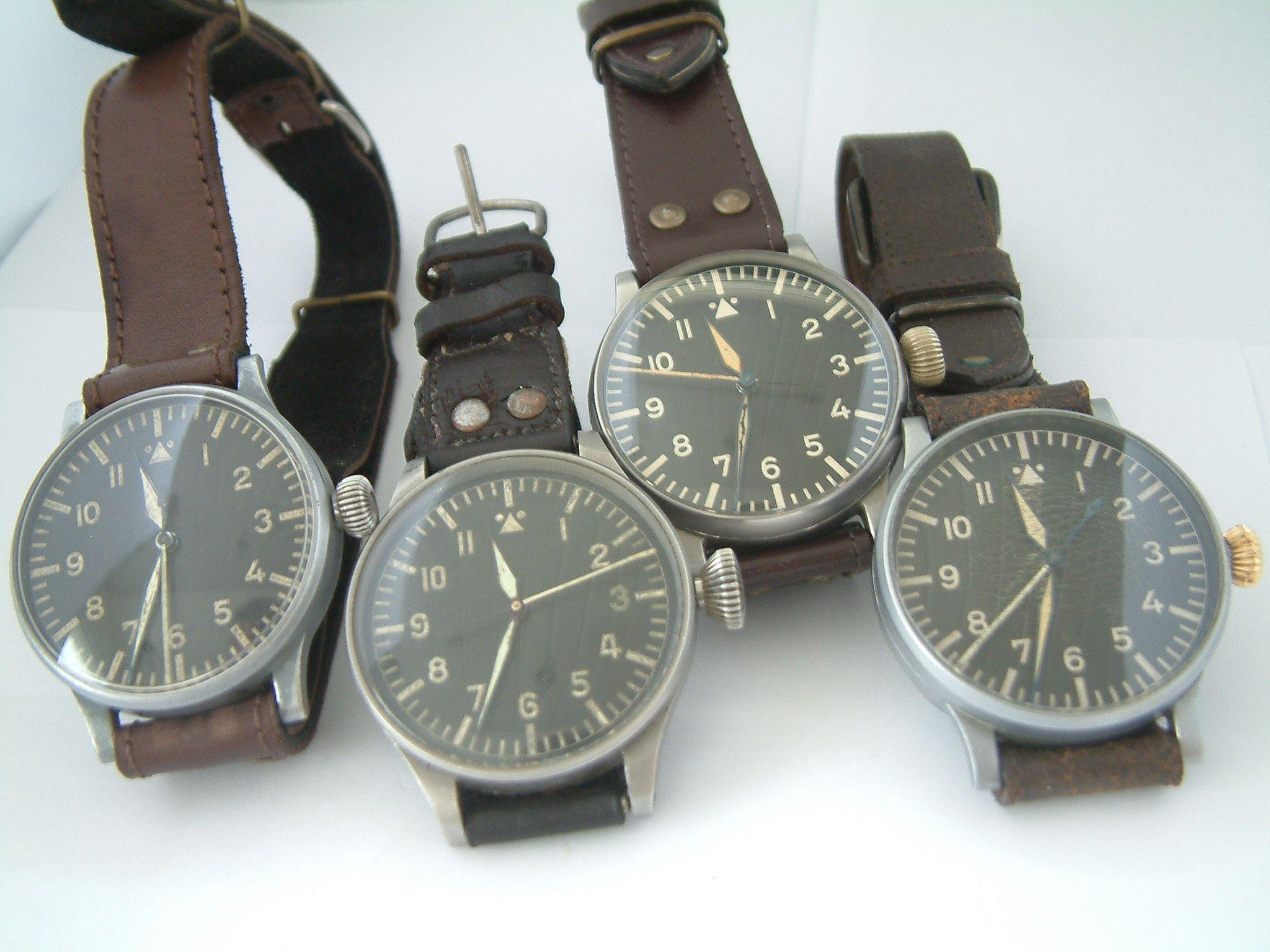 e8cf84878f3 Vintage pilot watches