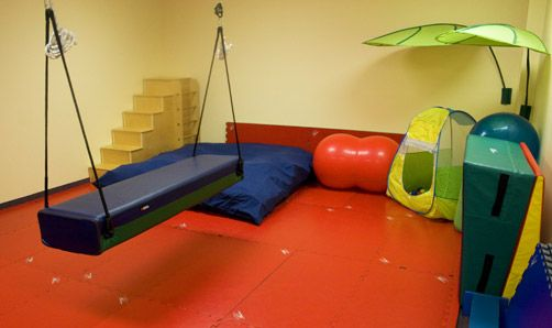 Pediatric Occupational Therapy Sensory Integration Clinic