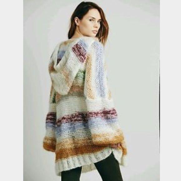 ISO free people mes demoiselles go easy sweater Please help me find this hooded sweater Free People Sweaters Crew & Scoop Necks